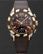 часы Edox Royale Lady Chronograph Big Date