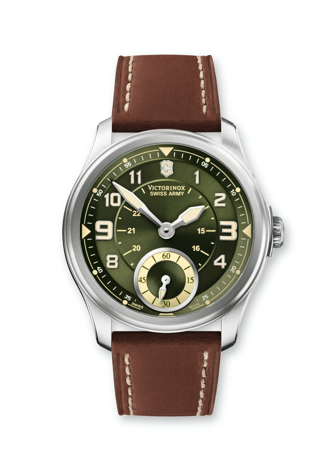 ���� Victorinox Swiss Army Infantry Vintage Small Second Mecha