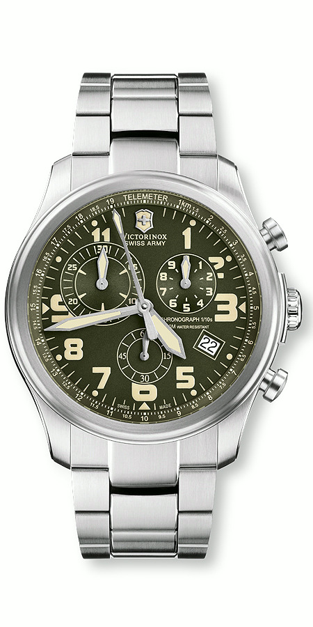 часы Victorinox Swiss Army Infantry Vintage Chrono