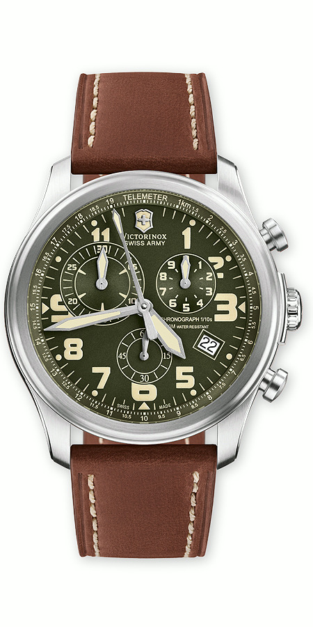 ���� Victorinox Swiss Army Infantry Vintage Chrono