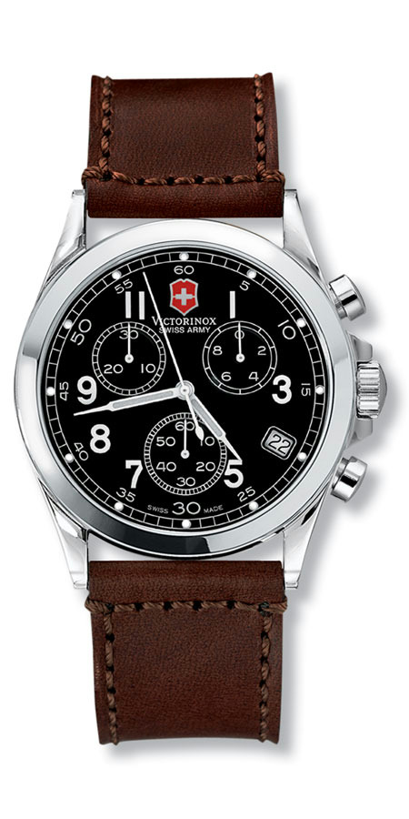 часы Victorinox Swiss Army Infantry Chrono