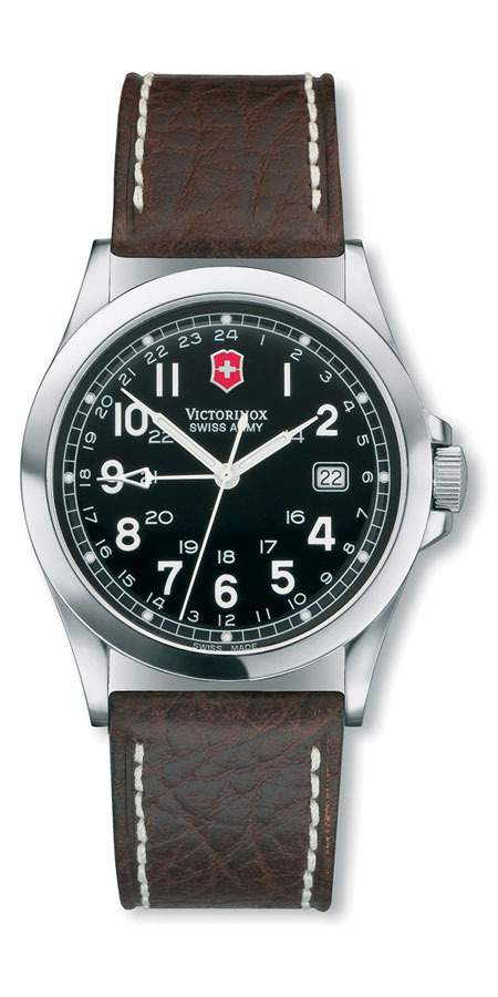 часы Victorinox Swiss Army Infantry 2nd Time Zone