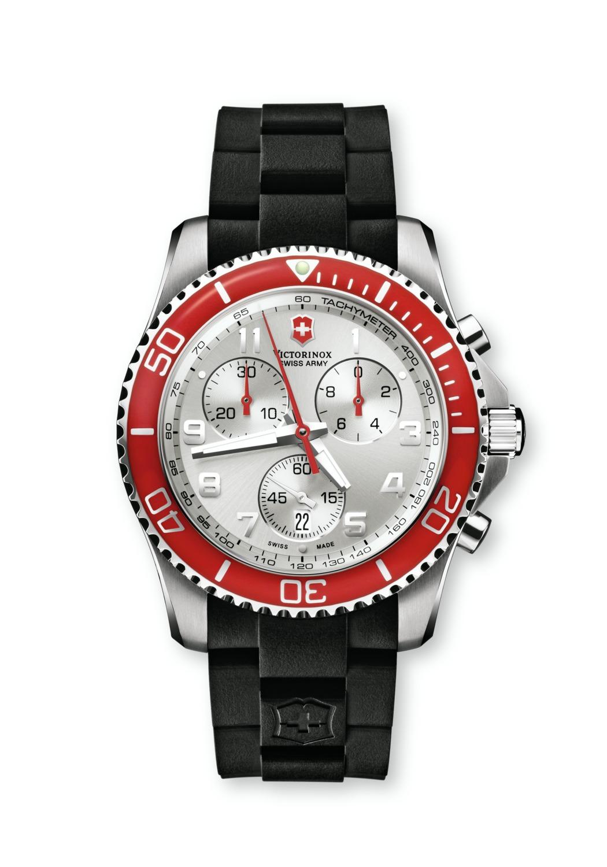 часы Victorinox Swiss Army Maverick GS Chrono