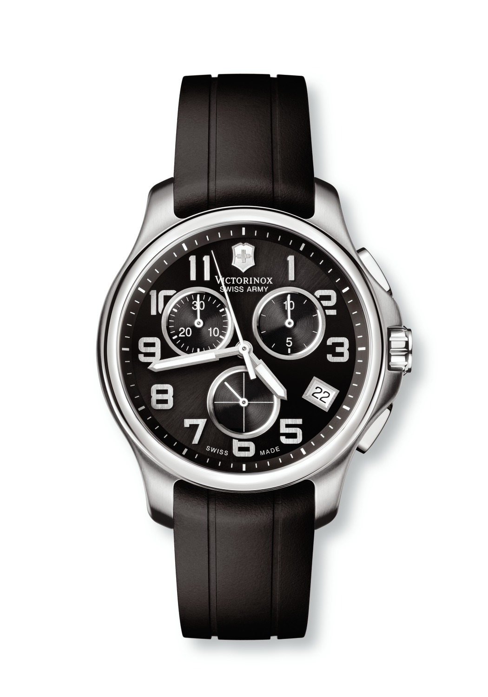 часы Victorinox Swiss Army Officer's Chrono