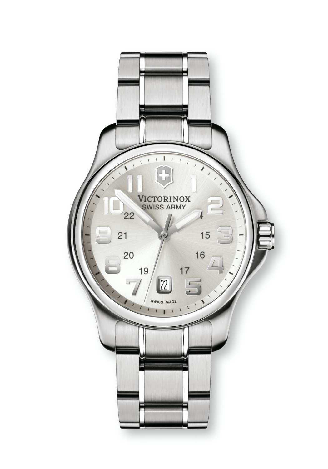 часы Victorinox Swiss Army Officer's Gent