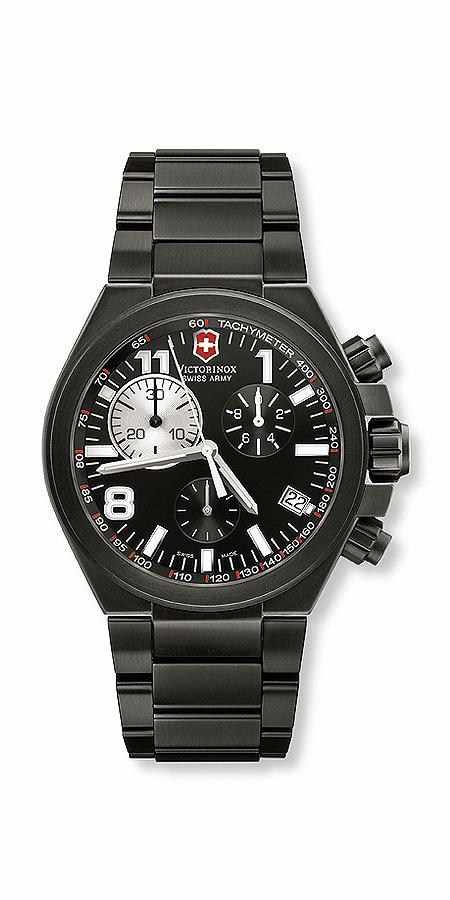 часы Victorinox Swiss Army Convoy Chrono Titanium