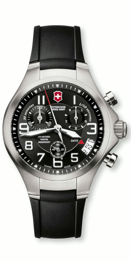 часы Victorinox Swiss Army Base Camp Chrono