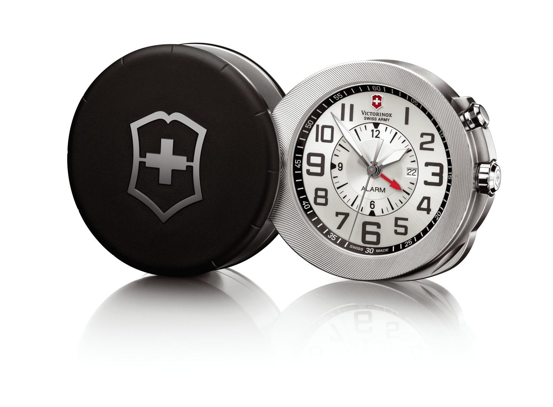 часы Victorinox Swiss Army Travel Alarm 2010 Road Tour
