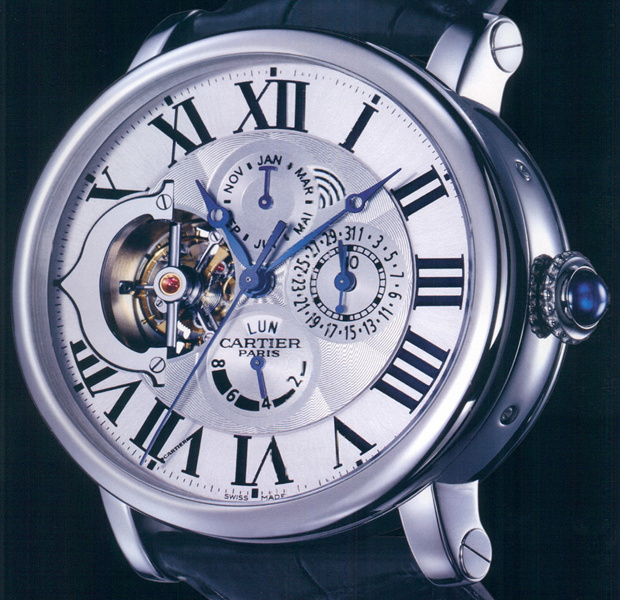 часы Cartier GRANDE COMPLICATION