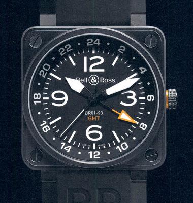 часы Bell & Ross 24H GMT