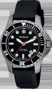 часы Wenger Diver Titanium
