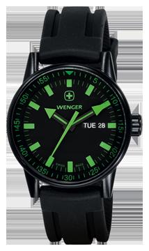 часы Wenger Black
