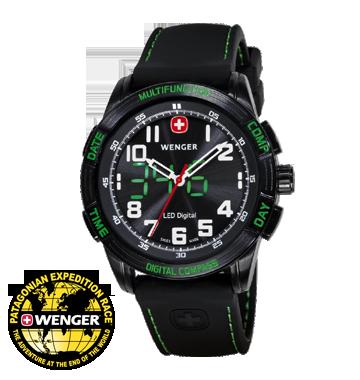 часы Wenger Nomad Compass WPER
