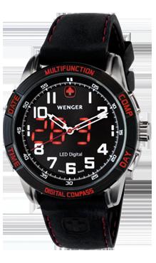 часы Wenger LED Nomad
