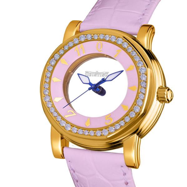 """часы Quinting """"Transparency"""""""
