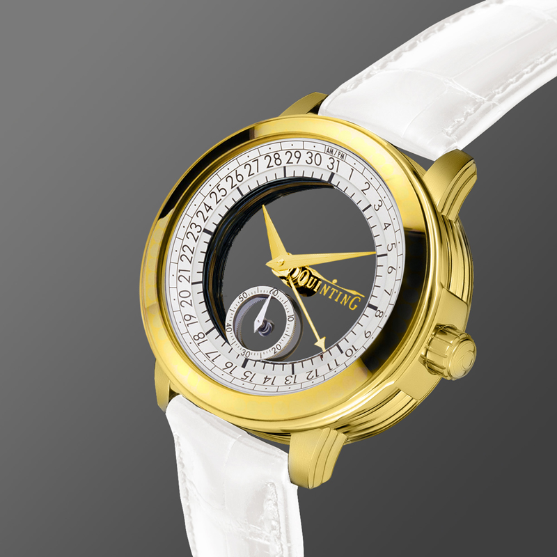 "часы Quinting ""Mysterious Quardinal"""