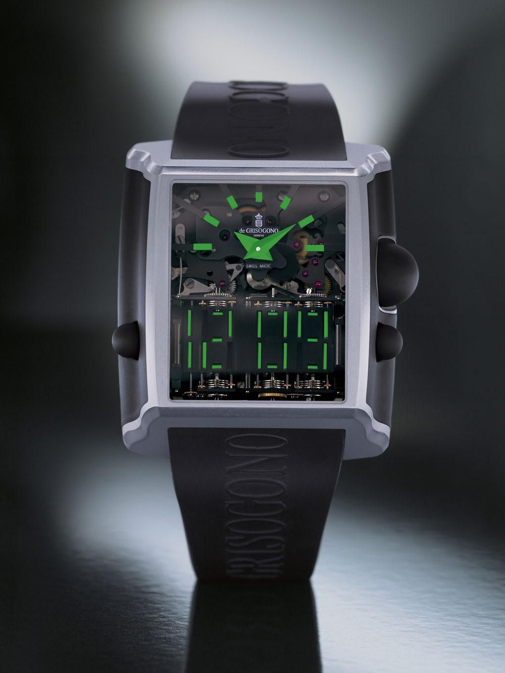 часы De Grisogono Meccanico dG