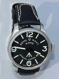 часы Orfina Royal Navy 8-Tage Werk Buren