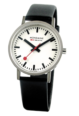 часы Mondaine Basics