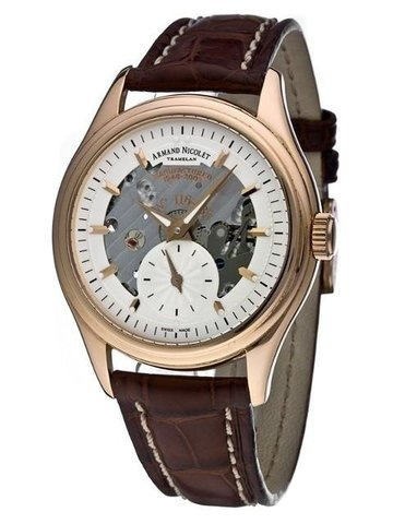 часы Armand Nicolet Rose gold