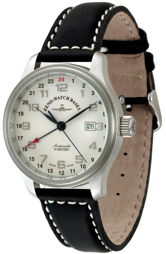 часы Zeno GMT