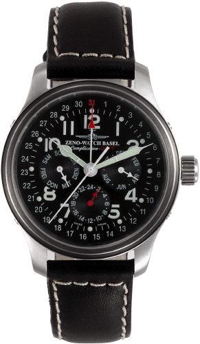 часы Zeno GMT Full calendar