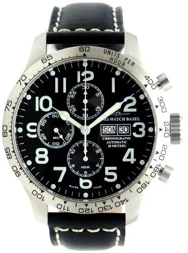 часы Zeno Chrono DD Tachymeter
