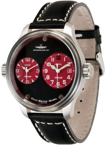 часы Zeno Dualtime