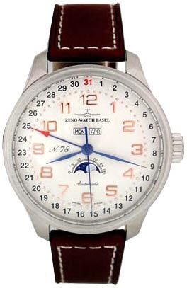 часы Zeno Full Calendar