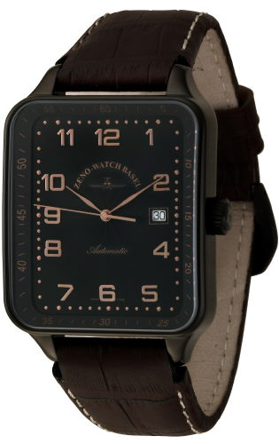 часы Zeno Blacky Retro Automatic
