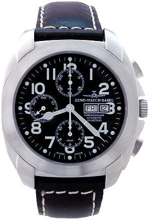 ���� Zeno Chronograph Day-Date