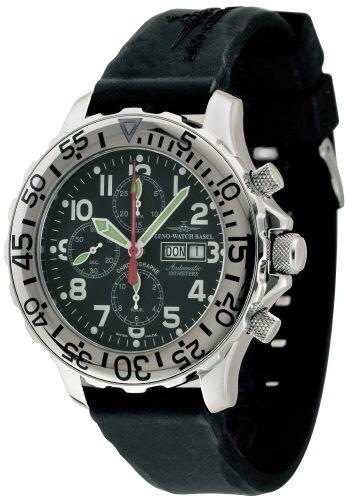 часы Zeno Chronograph Day-Date