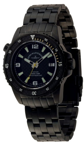 часы Zeno Automatic Blacky
