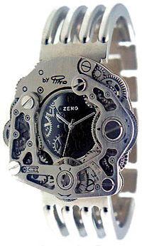 часы Zeno Einfarbig