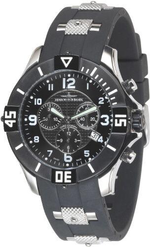 часы Zeno Chronograph