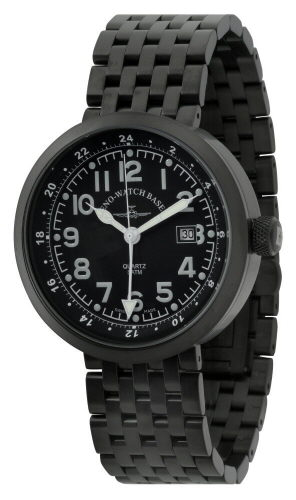 часы Zeno GMT Blacky