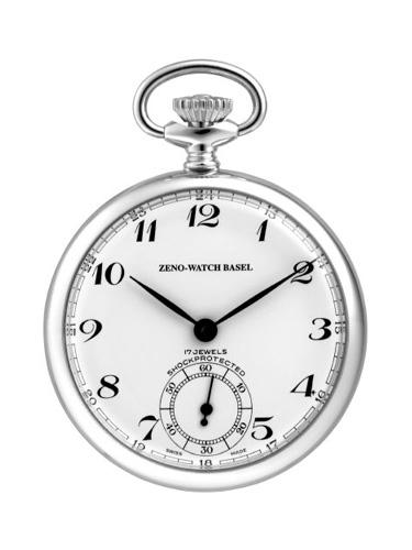 часы Zeno Classic Numbers Pocket Lépine