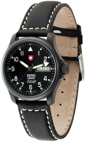 часы Zeno Blacky Day Date