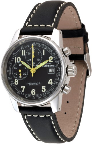 часы Zeno Chronograph Bicompax Winder