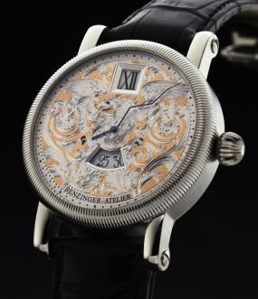 часы Benzinger Phoenix – Jump Hour