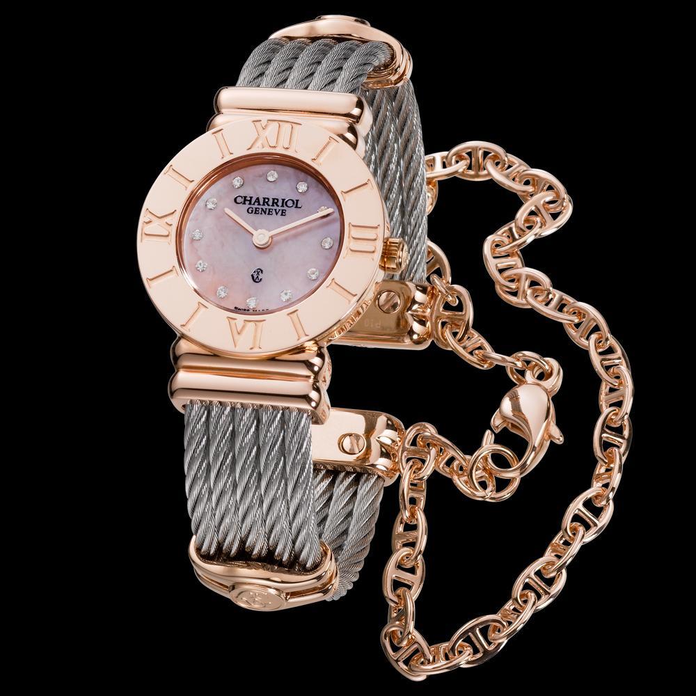 часы Charriol St.Tropez