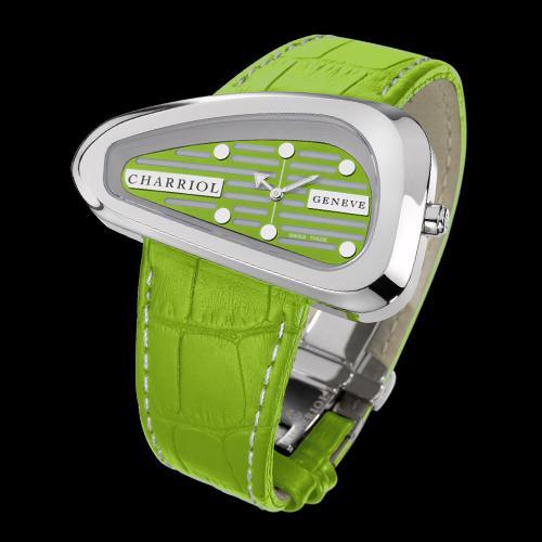 часы Charriol Iron