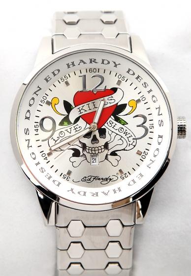 часы Ed Hardy Love Kills