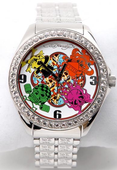 часы Ed Hardy Mens The Ace