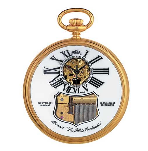 ���� Boegli Baroque Pocket Watch
