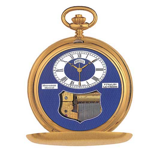 часы Boegli Concerto Pocket Watch
