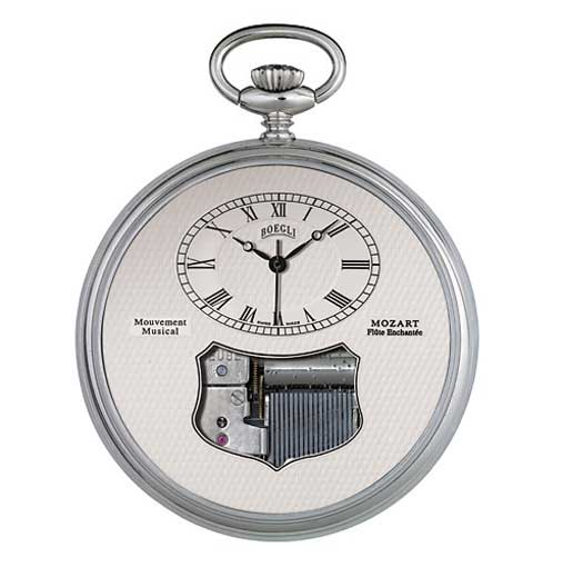 часы Boegli Adagio Pocket Watch