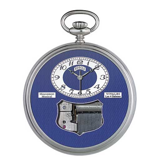 часы Boegli Adagio Pocket Watch