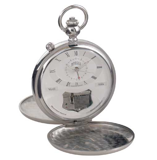 часы Boegli Grand Tenor Pocket Watch