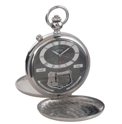 ���� Boegli Grand Tenor Pocket Watch